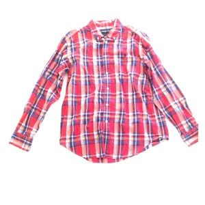 Ralph Lauren Boys Oxford Collard Shirt